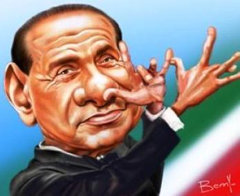 vignetta-Berlusconi marameo