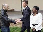 Kienge non dà la mano