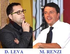 Danilo Leva-Matteo Renzi