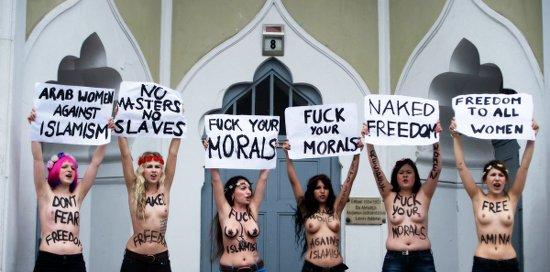 femen-islam
