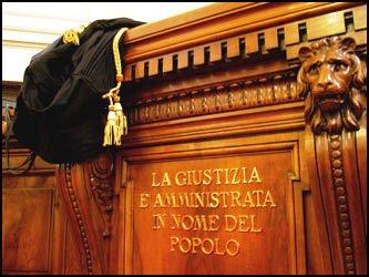 La giustizia in nome del popolo