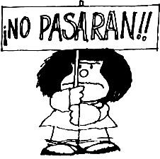 NoPasaranLogo