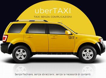 Uber, il taxi senza complicazioni