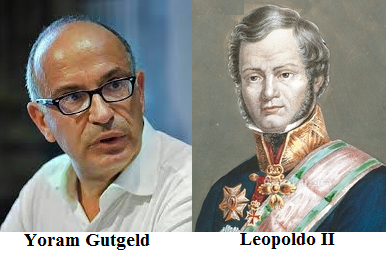 LeopoldoII guarda Gutgeld
