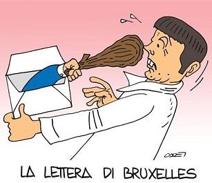 vignetta-header-dalla lettera, una bastonata per renzi