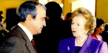 AntonioMartino-Margaret Thatcher