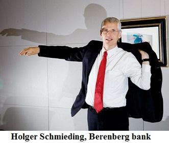Berenberg Bank, Holger Schmieding2