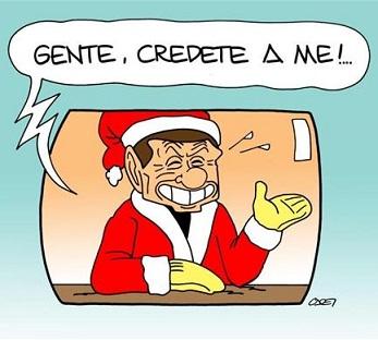 vingetta-header-Berlusconi babbo natale, credete a me