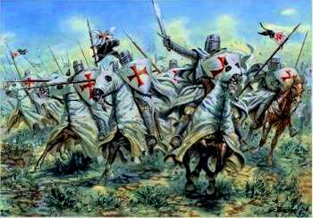 Il pellegrinaggio armato dei Cristiani