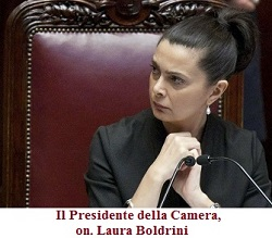 Laura-Boldrini, altera