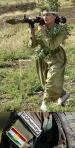 women-peshemerga