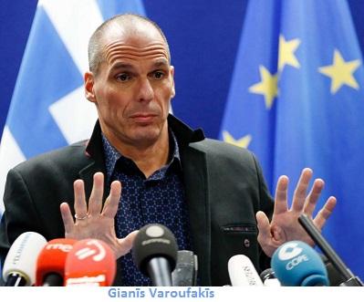 Varoufakīs, banche tedesche salve risparmiatori italiani sul lastrico, la UE crollerà come l'U.R.S.S.