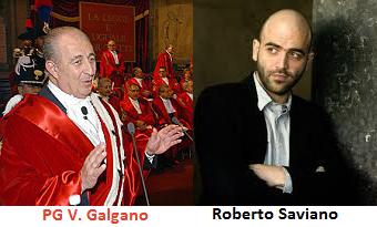procuratore Galgano-Saviano