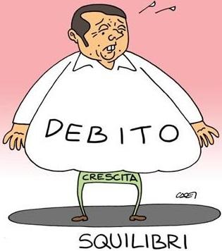 vignetta-header-sfondo-renzi in pancia il debito e gambe sottili crescita