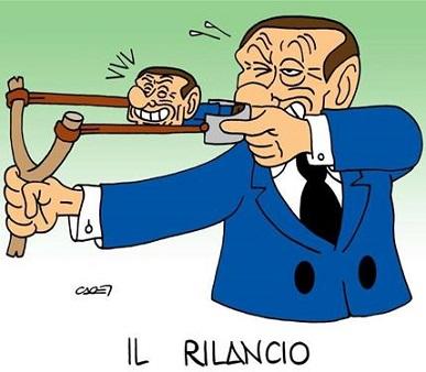 Silvio, vinciamo noi ed accogliamo i profughi