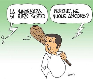 Più della minoranza, a preoccupare Renzi è la scissione degli elettori cattolici di sinistra