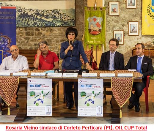 Il Petrolio sciagura italiana, colpa grave dei lucani