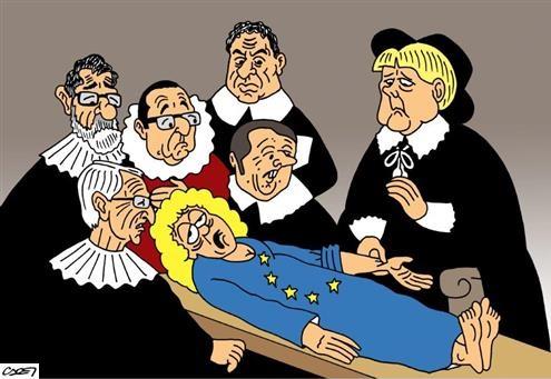 Sta per crollare il muro di chiacchiere della UE leninista che vieta ed impedisce
