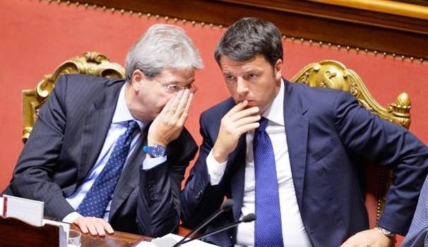 Sgonfiare i consensi di Lega e M5S, il programma del Governo Gentiloni-wireless