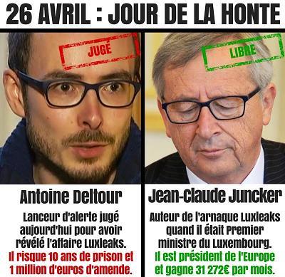 Deltour, rischia il ragioniere che spifferò i patti segreti di Junker con le multinazionali