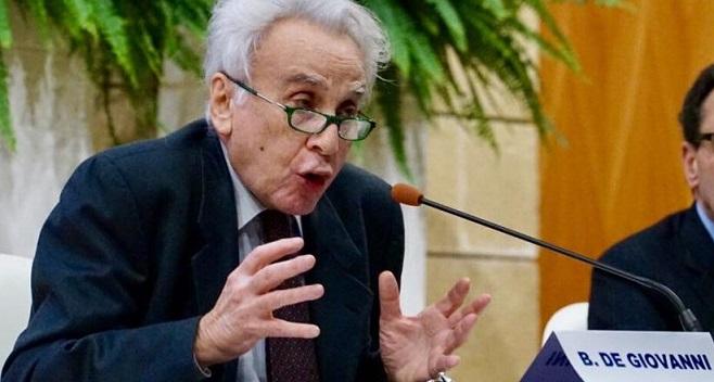 Biagio De Giovanni, in Europa la democrazia lotta contro gli Stati democratici