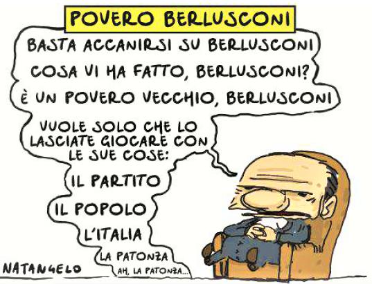 La vecchia ciabatta va da Putin e taglia il gas a Salvini e 5 stelle