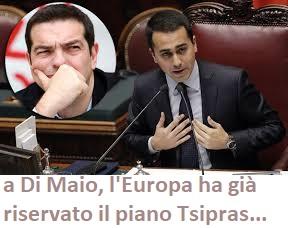 UE, pronto il piano Tsipras per accogliere Di Maio premier