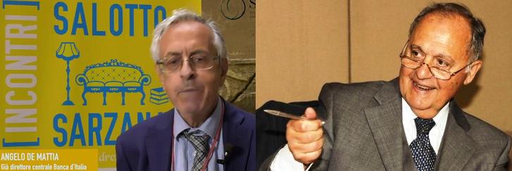 De Mattia già direttore in Banca d'Italia, Savona sarebbe stato il più idoneo per il Mef