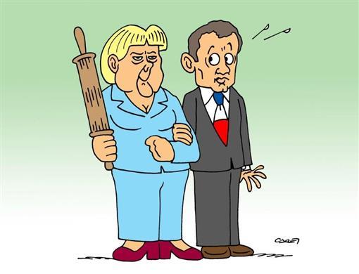 intorno all'Italia un cordone sanitario steso da Germania e Francia