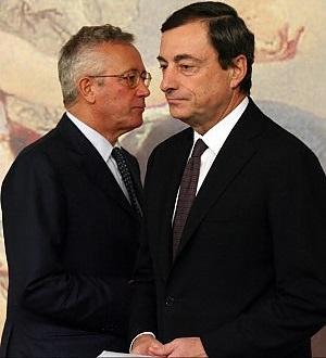 Draghi promette di seppellire il sovranismo, se lo mettono al Colle