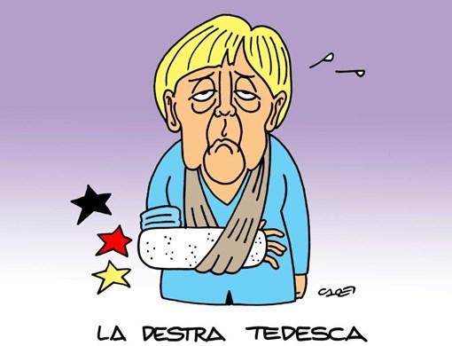 l'addio della Merkel e la degermanizzazione possibile della UE